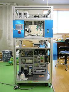 各種組立機・自動組立機の制作